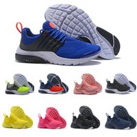 2018 Designer Shoes Presto 5 BR Yellow Navy Blue Red Black B...