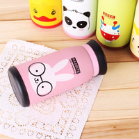 New Arrival Cartoon Thermos Cup Bottle Stainless Steel Therm...
