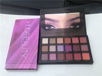 In Stock Huda Beauty Eyeshadow Palettes Real Photos 18 Color...