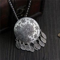 designer jewelry vintage 925 sterling silver necklace handma...