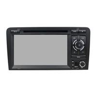 Audi A3 Andriod için Araba DVD Oynatıcı 8.0 Octa Çekirdek GPS, Direksiyon Simidi Kontrolü, Bluetooth, Radyo