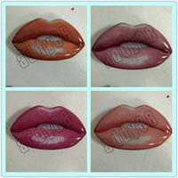 New Makeup Set Beauty Lipstick Big mouth Lip Gloss + Lip Lin...