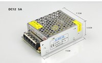 LEDストリップライトスイッチ電源のためのDC12V 1A 2A 5A 6.5A 6.5A 15A 20A 20A 30A照明変圧器LEDドライバ電源アダプタ