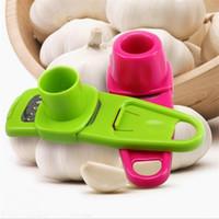 유용한 다기능 생강 마늘 프레스 그라인딩 강판 슬라이서 미니 커터 요리 가제 도구 주방 악세사리
