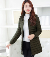 Womens Long Down Jackets Winter Warm Slim Fit Parkas Outerwe...