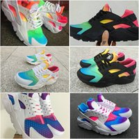 New 2018 Huarache Running Shoes Huaraches Rainbow Ultra Brea...