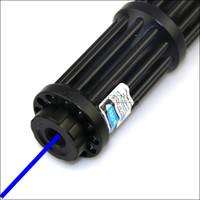 Neueste High Power BBX3-II-A 450nm Einstellbarer Fokus Blau laserpointer Mobile Lazer Pen Light