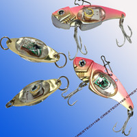Fishing Lure Metal VIB Electric Lures Fishing LED Baits Meta...