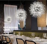 Marque Girban moderne Lustre en cristal Chrome d'or Suspension Lustre suspendu lustre d'éclairage LED G9 pour le salon