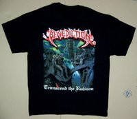 BENEDICTION TRANSCEND THE RUBICON' 93 DEATH DISMEMBER GO...