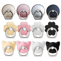 Finger Ring Mobile Phone Smartphone Stand Holder For iPhone ...