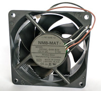 NMB 8015 DC12 0.3A 3106KL-04W-B59 C01 C04 CBA CB1 ventilador de refrigeração 2810KL-S4W-B39 7 CM