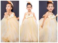 2018 новый взрыв модели девушка свадебная пачка платье / высокого класса T этап подиум, этап конкурс красоты