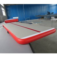 Mat inflable del aire Aire Pista agua trampolín Airtrack gimnasia envío 6x1x0.1m Venta