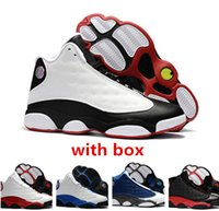 13s black cat he got game Bred men basketball shoes best quality 13s sneaker sports shoes free shipping