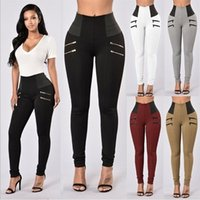 Popular Women High Waist Casual Slim Fitness Leggings Skinny...