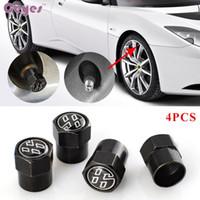 자동차 바퀴 타이어 밸브 도요타 86에 대 한 줄기 공기 모자 corolla avensis yaris prius camry chr 타이어 밸브 자동차 스타일링 4pcs / lot