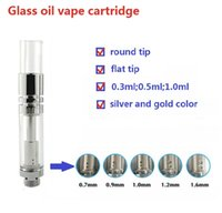 Pyrex Glass Glass Oil Oil VAPorizer Atomizer 510 Cartuccia filo Dual Tank per o Pen Touch Battery-03