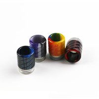 New TFV8 Baby Clearomizer Mouthpiece 810 Thread Epoxy Resin ...