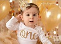 12 цветов Детские Галстуки цветов Pearl Корона Галстуки для девочек Дети Lace Headwrap Дети партии Аксессуары для волос День рождения Коронки to564