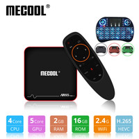 Mecool M8S Pro W Android Voice TV Box Amlogic S905W Quad Cor...