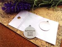 40шт - «приключение из там» прелести нержавеющей стали больше стиля для выбора DIY очаровывает подвески для ожерелья