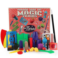 Magic Tricks Playset Jumbo Box of Magic Tricks Collections B...