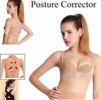 1 Pc / Lot Lady Chest Support Lifter Belt para la postura correcta Brace Body Widen correas Corrector Back Belt Belt Slim Shaper ropa interior mujeres
