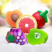 12Pcs DHL Free Shipping Fruit Essential Oil Soap 5 Colors He...