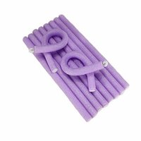 5PCS Magic Hair Curling Curler Roller Soft Foam Bendy Hair R...