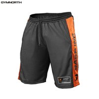 Mens Summer New Fitness Shorts Fashion Compression Fast Dryi...