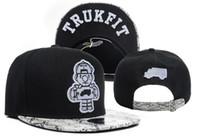 tapas Strapback 2020 de la venta caliente de los nuevos hombres Trukfit sombreros del Snapback de las mujeres de baloncesto ajustable de los deportes de tenis Huesos Gorras capsula el envío libre