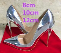 Großhandel Sapatos Feminino Damen Super High Heels Fashion