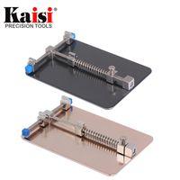 Universal Metal PCB Board Holder support de montage de gabarit outil de réparation de poste de travail pour iPhone téléphone mobile PDA MP3 nouvelle arrivée