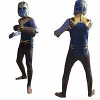 3D Printed Avengers 3 Infinity War Thanos Cosplay Costume Ha...