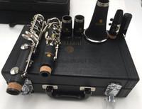 JUPITER JCL-700N آلات النفخ المهنية 17 مفتاح الكلارينيت bb لحن ب شقة النيكل مطلي أداة للطلاب شحن مجاني