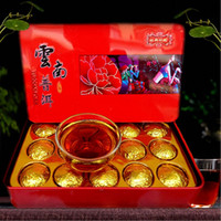 Chinese puer tea 10 years old Yunnan pu erh Seven Cake cooke...
