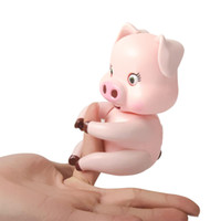 Finger Pig Cute Smart Finger Baby Pig Interactive Electronic...