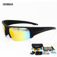 Tactical Sunglasses  Glasses TR90 Army Goggles Ballistic Te...