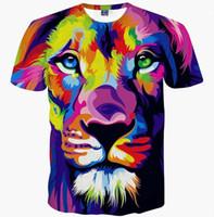 camicia di poliestere molto bello Modello T-shirt da Uomo Donne 3d T divertente Stampa Autumn Tree corna di cervo estate supera i T Plus Size XXXL