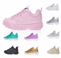 FILA II 2 Women Men FILE Shoes Special Section Sports Sneake...