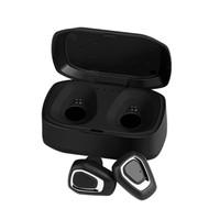 A7 TWS Kablosuz Bluetooth kulaklık kulaklık stereo handfree spor Bluetooth kulaklık iphone8 Samsung Galaxy S9 için Şarj kutusu ile