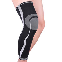 Ciclismo Legwarmers pierna de tejido de rayas elásticas protegen corriendo  senderismo deportes rodilleras largas protección 1 unids b9deed75123