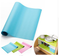 30x150CM Oil Resistant Storage Drawers Mat Liner Chest Cabinet Shelf Ambry  Pad Kitchen Non Slip Placemat Table Mat Can Be Cut