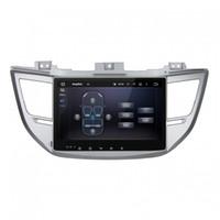 Lettore DVD per auto per Hyundai IX35 2015 10.1inch 2 GB RAM Android 6.0 con GPS, controllo del volante, Bluetooth, radio