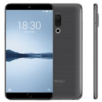 Original Meizu 15 Plus 6GB RAM 64GB 128GB ROM 4G LTE Teléfono móvil Snapdragon 855 Octa Core Andorid 5.95 pulgadas 20MP Identificación de huellas dactilares Teléfono celular