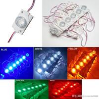 3030 módulos de alta potencia led light DC12V Injection led back sign light letter light para carteles de exterior decoración de cartelera