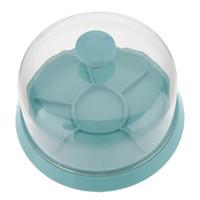 Nouvelle arrivée !!! plastique montre cache-poussière garde plateau de rechange protecteur horloger réparation outil vente chaude