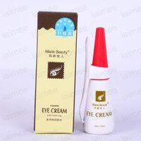 DHL free Lash Glue Colla Del Ciglio Impermeabile Ciglia False Accessori occhio gel liquido Ciglia di Visone Colle strumenti cosmetici
