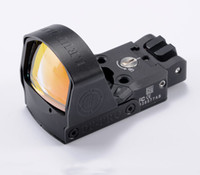 Optik DP Pro Rotpunktvisier Mini Reflex Diopter Pistole Jagd Scopes Rifle Ziel Fit Airsoft G1911 G1913 Berg